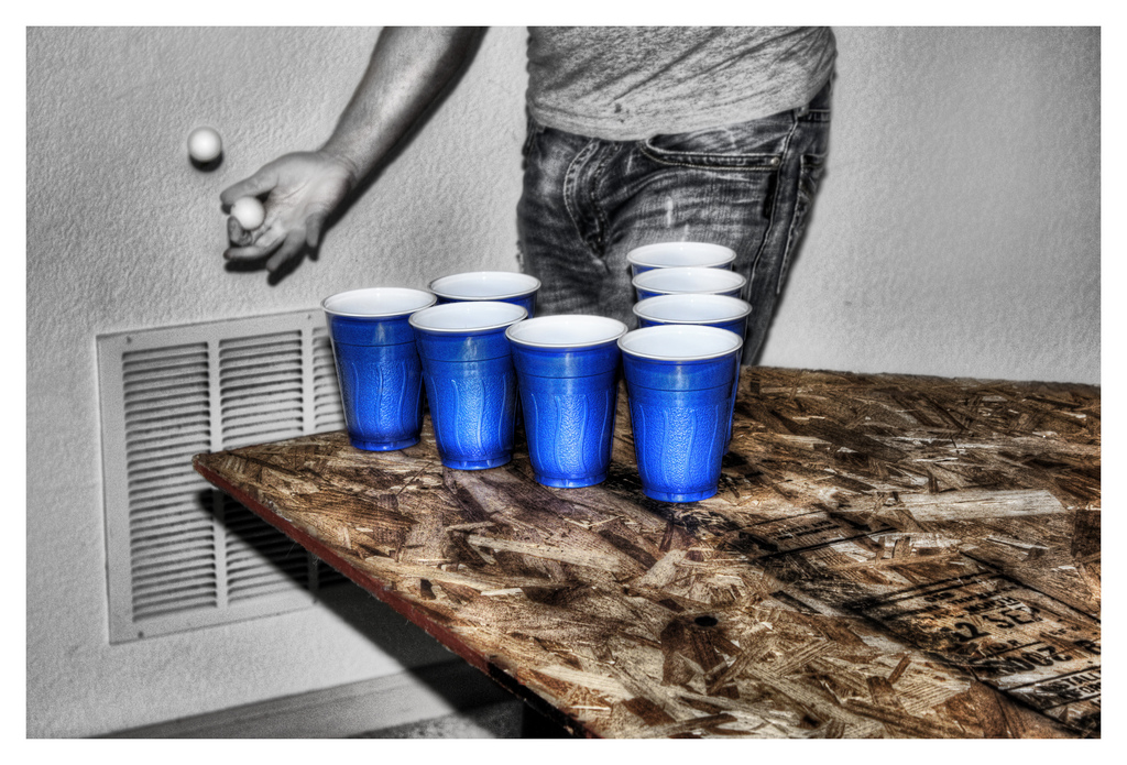 Lone Tree Beer Pong Tournament