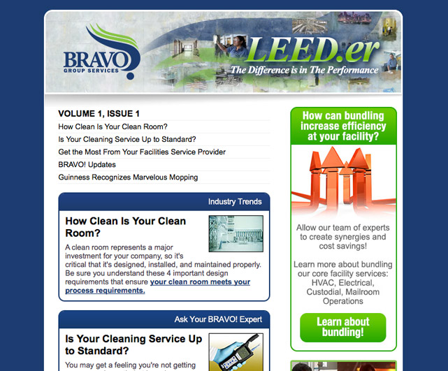 Bravo Group Services Leeder
