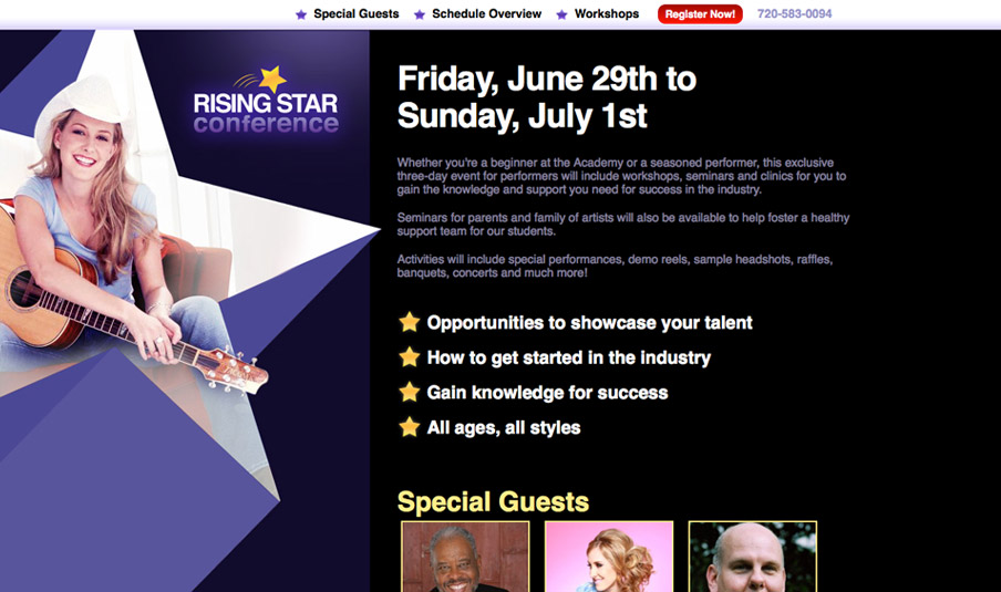 Rising Star Conference